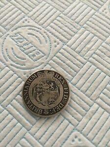 1820 George 111 Silver Half Crown