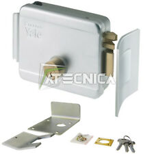 Electric lock vertical for gates 12V YALE 68060 ambidextrous with feedback