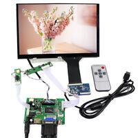 "HDMI VGA 2AV LCD Controller Board+10.1"" B101UAN02.1 1920x1200 Touch LCD Screen"