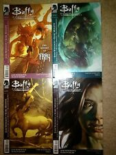 Buffy Vampire Slayer Season 8 Time Of Your Life Complete Arc #16-19