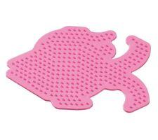 Stiftplatte Fisch ~ Steckplatte Bügelperlen ~ Steckplatten ~ 14cm