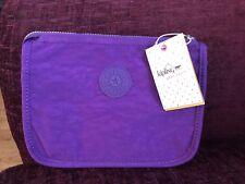 Kipling Farnell Maquillaje Bolsa/Bolsa en púrpura