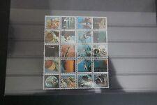 Kleinbogen Briefmarken Kuwait gestempelt
