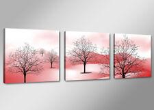 Images sur toile sur cadre 3 x à 50 x 50 cm abstrait  art pret a accrocher 4205