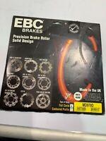 NEW GENUINE EBC FRONT BRAKE DISC HONDA SH125 SH150  MD970D