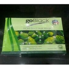 GO Black Noni Black Hair Magic Syampo - Original