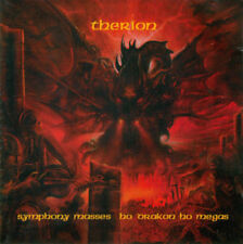 Therion ‎– Symphony Masses: Ho Drakon Ho Megas CD NEW