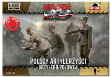 1/72 First to fight PL1939-055 Polish field artillery crew