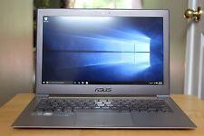 """ASUS Zenbook 13.3"""" UX31A-DH71 - Intel i7 3rd Gen / 256GB SSD / 4GB / Ultrabook"""