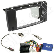 Doble DIN mercedes R-Klasse w251 kit de integracion volante Radio Adaptador 2006-10/2012