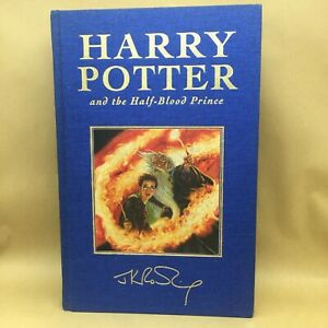 Deluxe Edition Harry Potter and the Half Blood Prince - 1st Edition - Rare