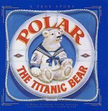 Polar the Titanic Bear-ExLibrary