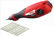 Incisore elettrico Valex con 2 maschere potenza incisione regolabile legno vetro