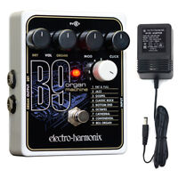 Electro-Harmonix B9 Organ Machine Effects Pedal w/power supply