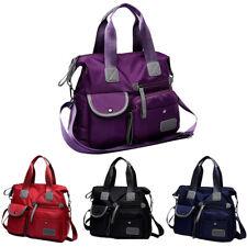 Damen Handtasche Schultertasche Lässige Nylon Frauen Umhängetasche Shopper