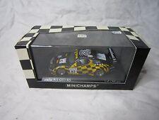 DV7171 MINICHAMPS PORSCHE 911 GT3 RS WINNER #83 MANS 2001 Ref 400016983 1/43