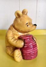Exc Cond Disney Charpente Winnie The Pooh Ceramic Money Box