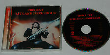 CD/THIN LIZZY/LIVE AND DANGEROUS/vertigo 532297-2