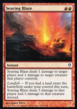 Searing Blaze / Sengende Strahlen - Worldwake - Magic - NM - ENG
