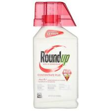 Roundup Weed and Grass Killer Concentrate Plus, 32-Ounce New