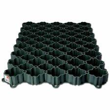 Rasengitter aus Kunststoff befahrbar 330x330x40mm 33x33x4cm