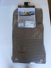 Mercedes-Benz W211 E-Class Genuine All Season Rubber Floor Mat Set NEW 2003-2009
