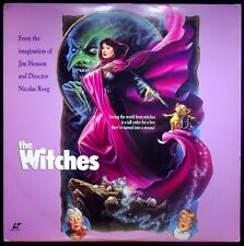 EBOND The Witches Laser Disc NTSC LD001025