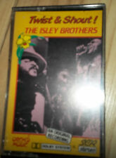 Twist & Shout! The Isley Brother Cassette