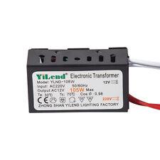 220v To 12v 105w Led Light Lamp Driver Power Supply Electronic Transformer Ok