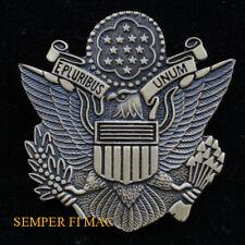 US EPLURIBUS UNUM EAGLE LAPEL HAT PIN UP USA PRESIDENT WASHINGTON WHITE HOUSE DC