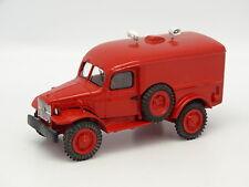 CCC Kit Montato Resina 1/43 - Dodge WC54 Vigili del fuoco
