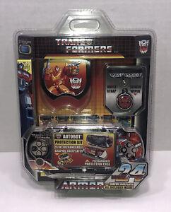 PSP Transformers Autobots Classic Travel Kit