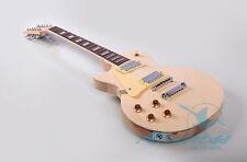 DIY 12 String Left Mahgoany Electric Guitar Kit Flamed Maple Albatross GK038L