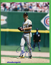 DOUG DRABEK, Signed 8X10 Photo, PITTSBURG PIRATES