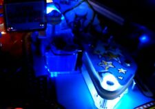 Funhouse pinball scoop lumière mod PT1