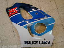 SUZUKI 600 GSXR - 750 GSXR - 1995/97 - CARENAGE LATERAL GAUCHE ref: 94481-33E00