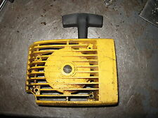 McCulloch 605 3.7 3.4 610 650 Chainsaw Starter Recoil NICE NEW SPRING & ROPE