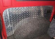 Suzuki Samurai Diamond Plate Hardtop Wheel Well Panels