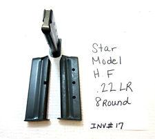 1 STAR MODEL HF MAG MAGAZINE .22LR 8 ROUND .22 LR (INV#17)