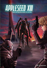 APPLESEED XIII: COMPLETE SERIES COLLECTION NEW REGION B BLU-RAY