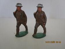 Barclay Soldiers (2) wih Rifles