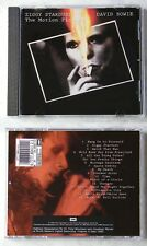 DAVID BOWIE Ziggy Stardust The Motion Picture ..1992 EMI CD TOP + Poster-Booklet