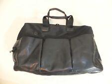 Focused Space  Black Mainframe Duffel Bag