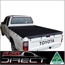 Tonneau Cover Tarp suits Toyota Hilux Extra Cab (April 2005-August 2015) Bunji