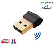 Clé USB Bluetooth V4.0 CSR mini adaptateur Dongle Sans Fil pour PC Windows