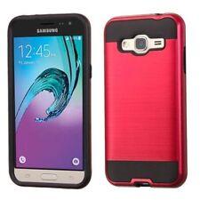 Fundas con tapa color principal rojo para teléfonos móviles y PDAs Samsung