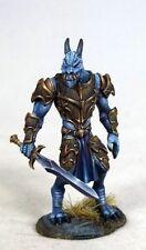 DARK SWORD MINIATURES - DSM7453 Male Dragonkin Warrior