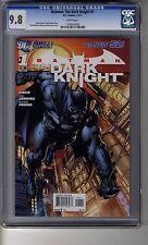 Batman: the Dark Knight (2011) # 1 - CGC Graded 9.8 WHITE Pgs - 1st White Rabbit