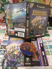 Game Cube:Starfox Adventures [TOP RAREWARE & 1ERE EDITION] Fr