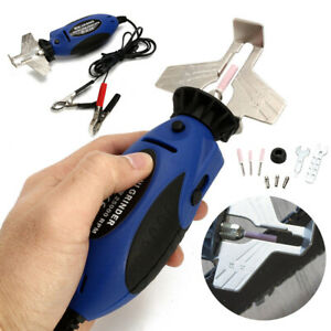 12V Chainsaw Sharpener Chain Chain Saw Grinder Electric Grinder File Tools